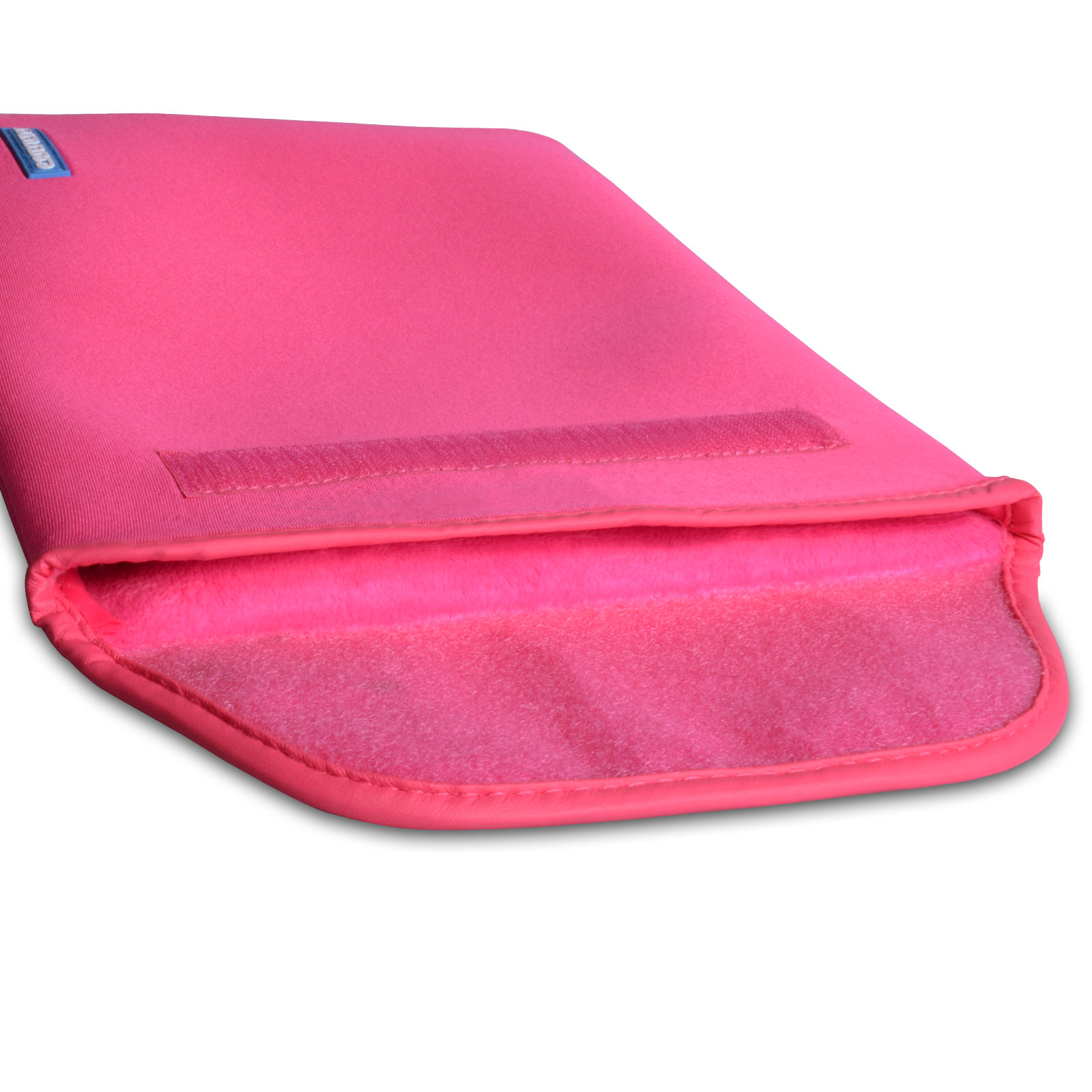 Caseflex 10 Inch Hot Pink Neoprene Tablet Pouch (M)