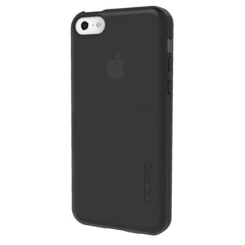 Incipio iPhone 5C Feather Shine Ultra-Thin Shell Case - Black