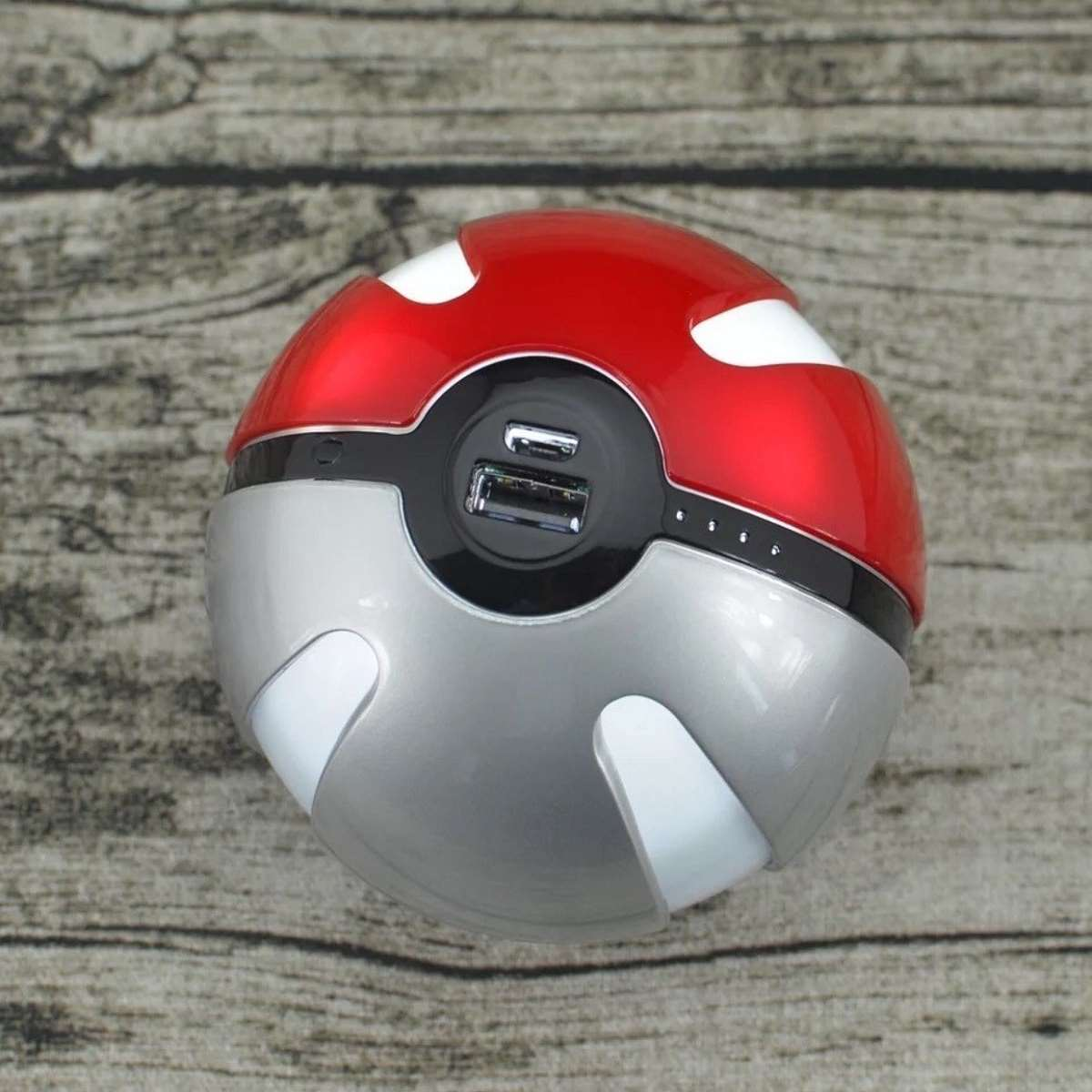 Power Bank Pokemon Pokeball 10000mah Red Daftar Harga Terlengkap Powerbank 12000mah Senter Flashlight Samsung Cell Light Source Pokeball2