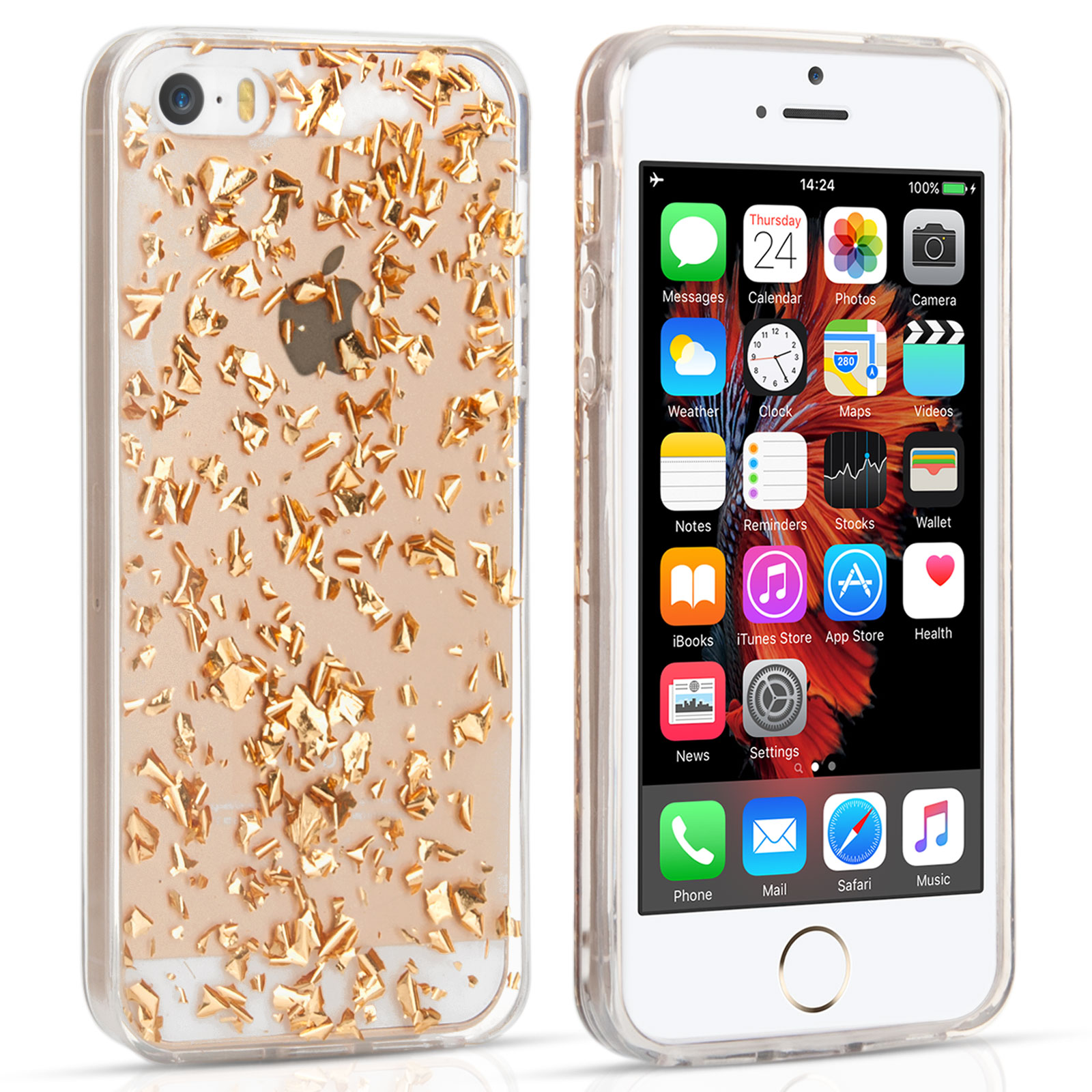 Iphone 5s Cases Gold YouSave iPhone 5 / 5S ...