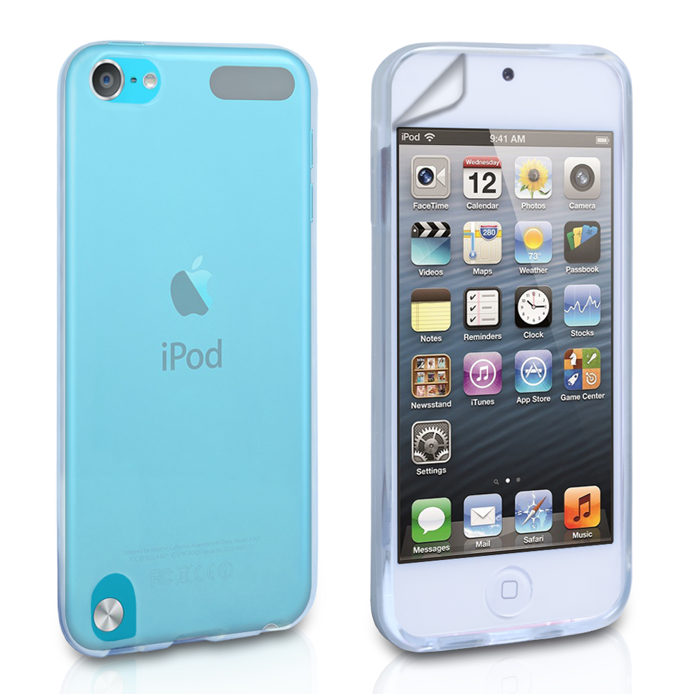 YouSave Accessories iPod Touch 5G Clear Gel Case