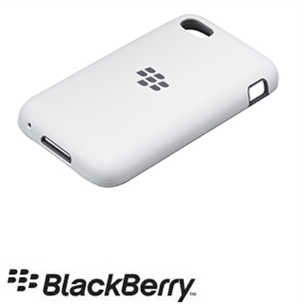 Blackberry Q5 Official Premium Shell Case - White