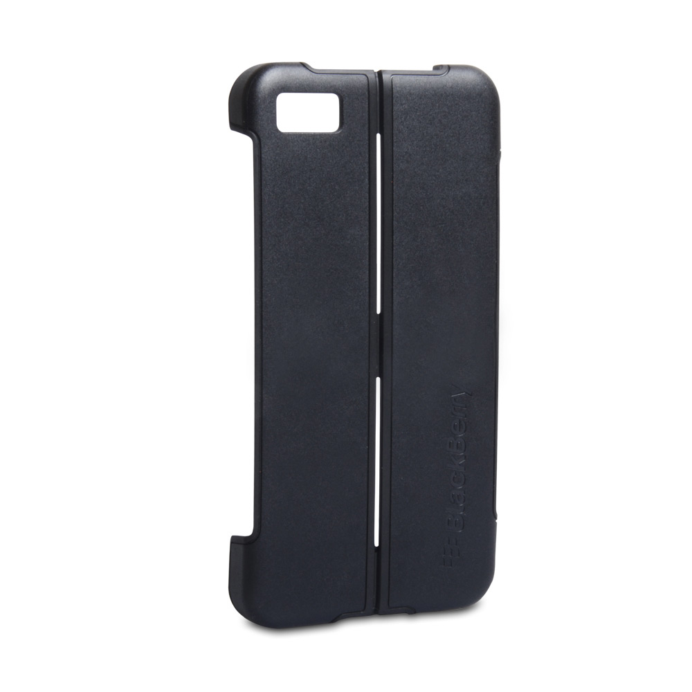 Official Blackberry Z10 Black Transform Hard Shell
