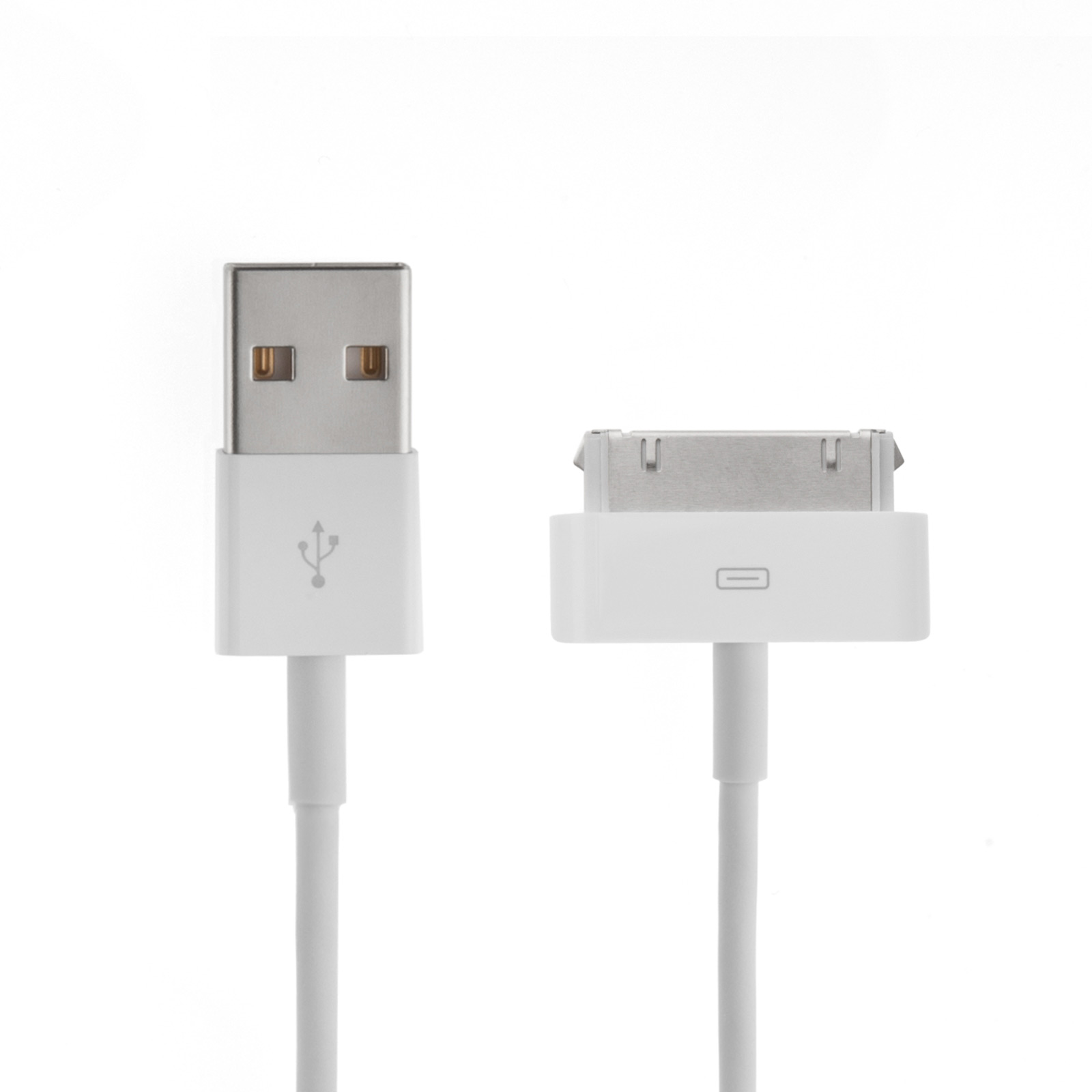 Official Apple 30-pin to USB Cable for iPhone 3G/3Gs, iPhone 4/4S