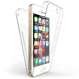 iPhone 5 / 5S / SE Full Body 360 TPU Gel Case