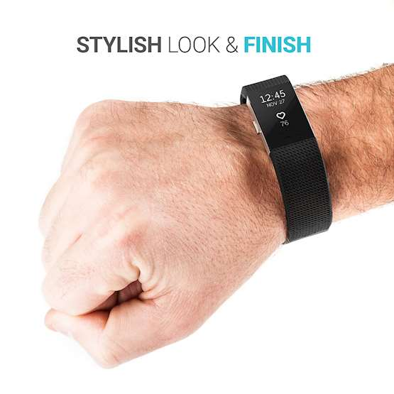 YouSave Fitbit Charge 2 Strap 10-Pack (Small)