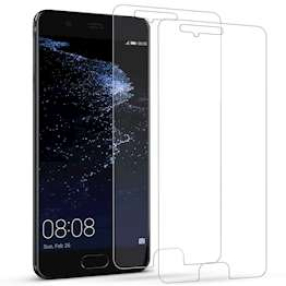 Huawei P10 Plus Glass Screen Protector - Clear