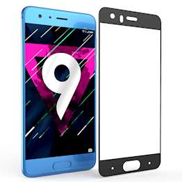 Huawei Honor 9 Tempered Glass Screen Protector (Single) - Clear