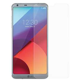 LG G6 Glass Screen Protector - Clear