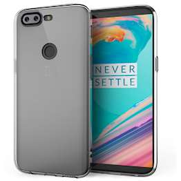 OnePlus 5T Ultra slim TPU Gel with Inner Dots