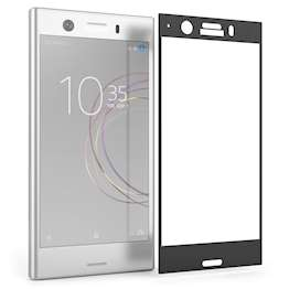 Sony Xperia XZ1 Compact Screen Protector Glass | Single Pack - NO Bulkiness | Anti Scratch | Tempered Glass Screen Protectors For The Sony Xperia XZ1 Compact | Ultra Slim - Crystal Clear