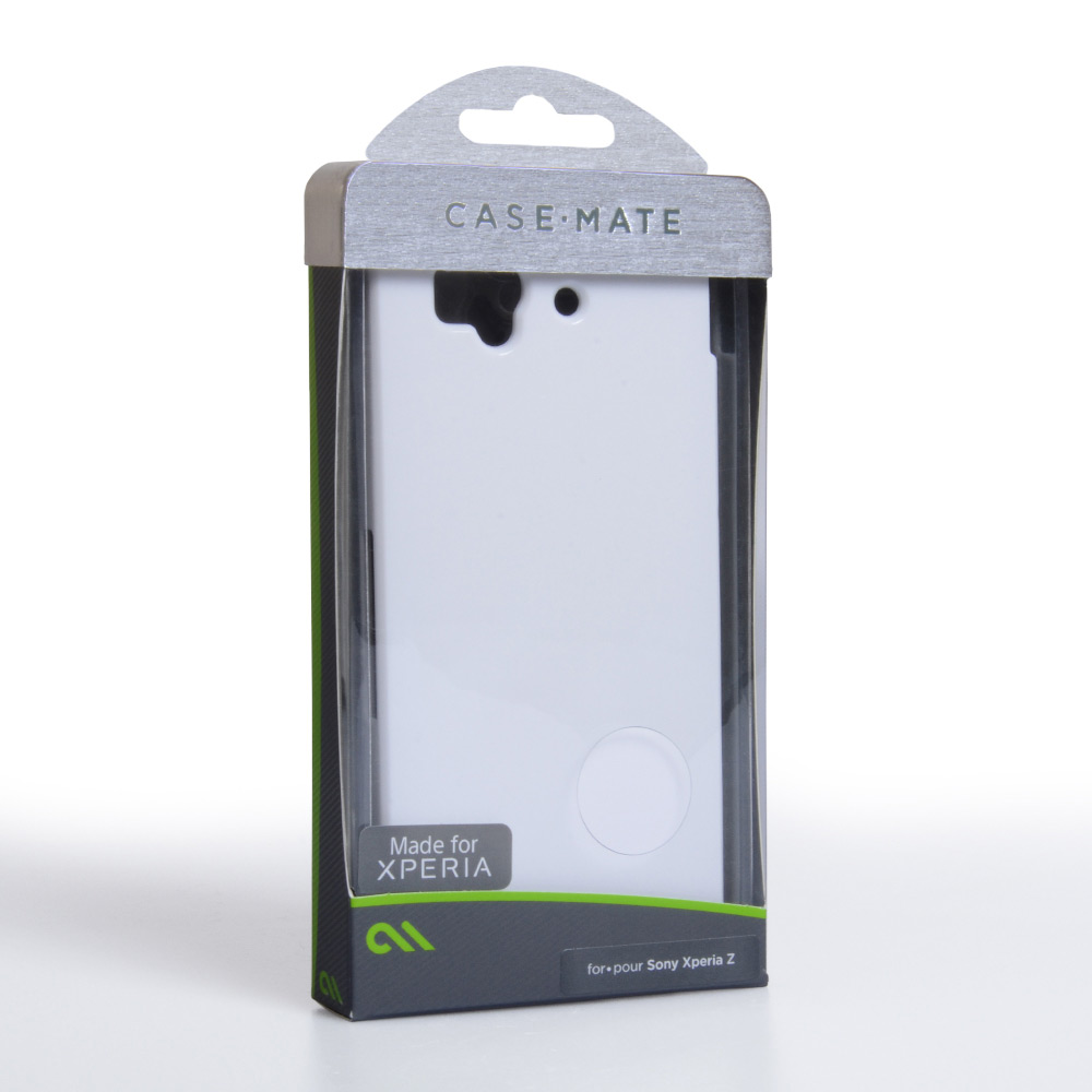 Case Mate Sony Xperia Z Barely There Case - White