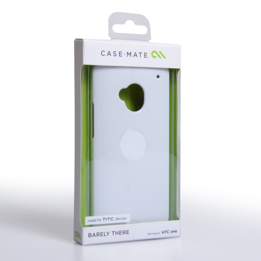 Case Mate HTC One Barely There Case - White
