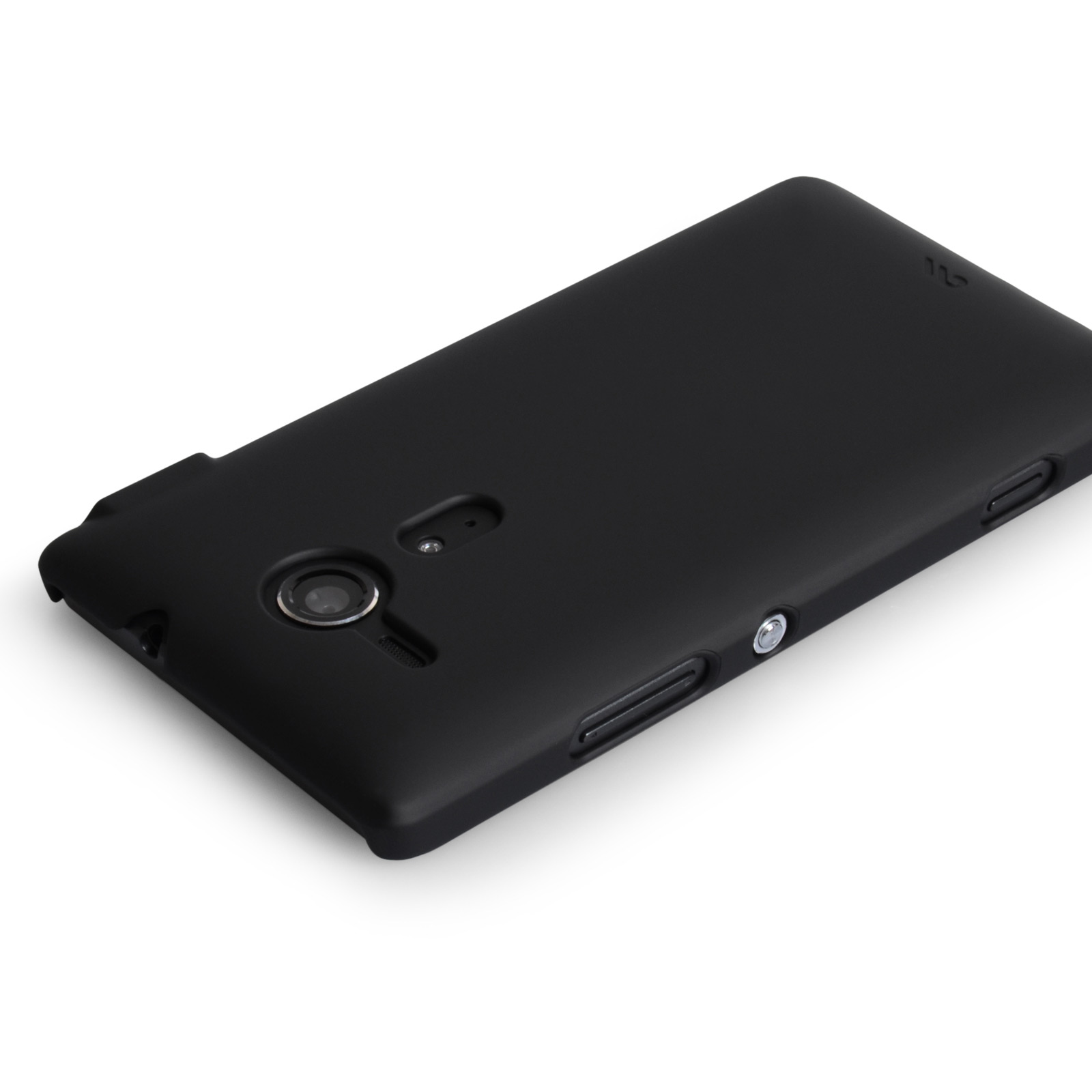 Case Mate Sony Xperia SP Barely There Case - Black