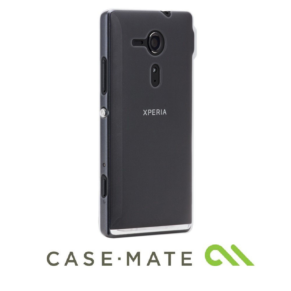 Case Mate Sony Xperia SP Barely There Case - Clear