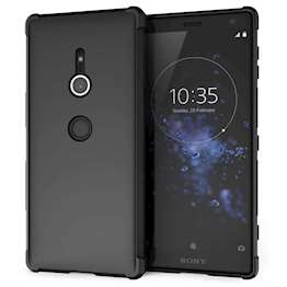 Sony Xperia XZ2 Alpha TPU Gel Case - Black
