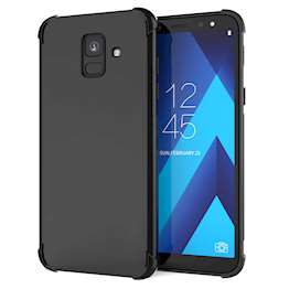 Samsung Galaxy A6 (2018) Alpha TPU Gel - Black