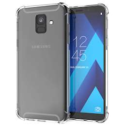 Samsung Galaxy A6 (2018) Alpha TPU Gel - Clear