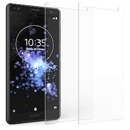 Sony Xperia XZ2 Compact 3D Tempered Glass - Clear
