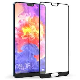 Huawei P20 Pro Glass Screen Protector (Single) - Black Edge