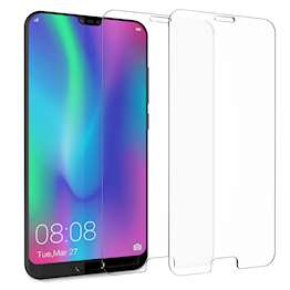 Huawei Honor 10 Glass Screen Protector (Twin Pack) - Clear
