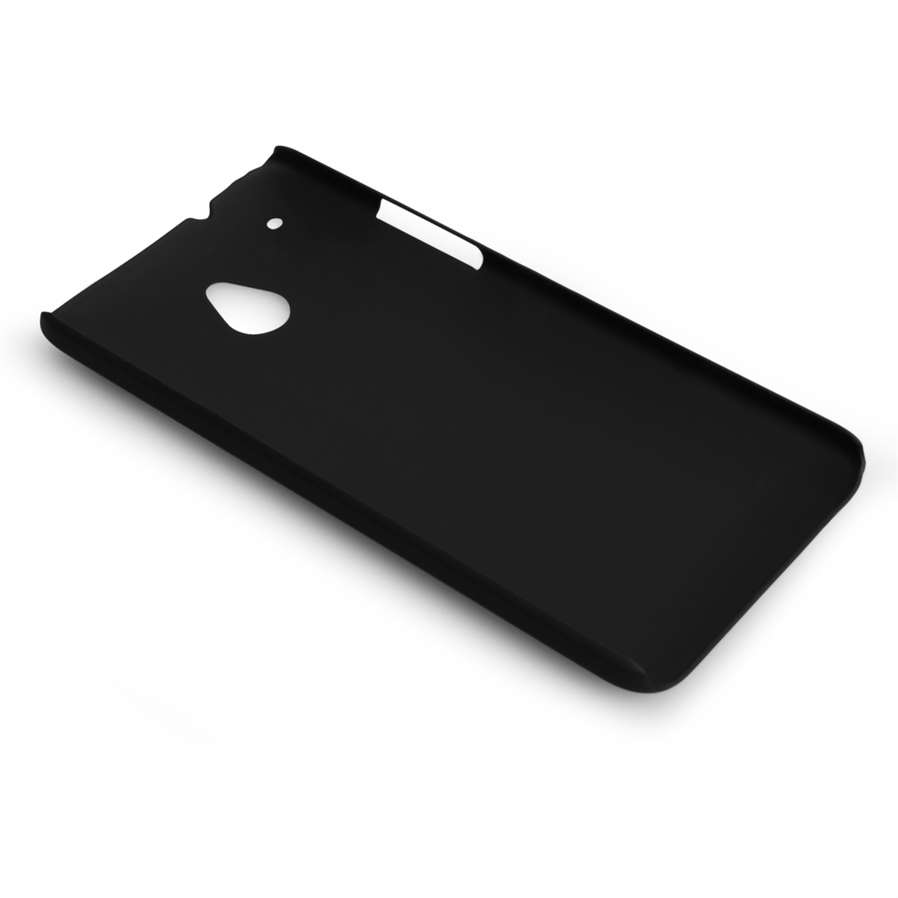 YouSave Accessories HTC ONE Mini Hard Hybrid Case - Black