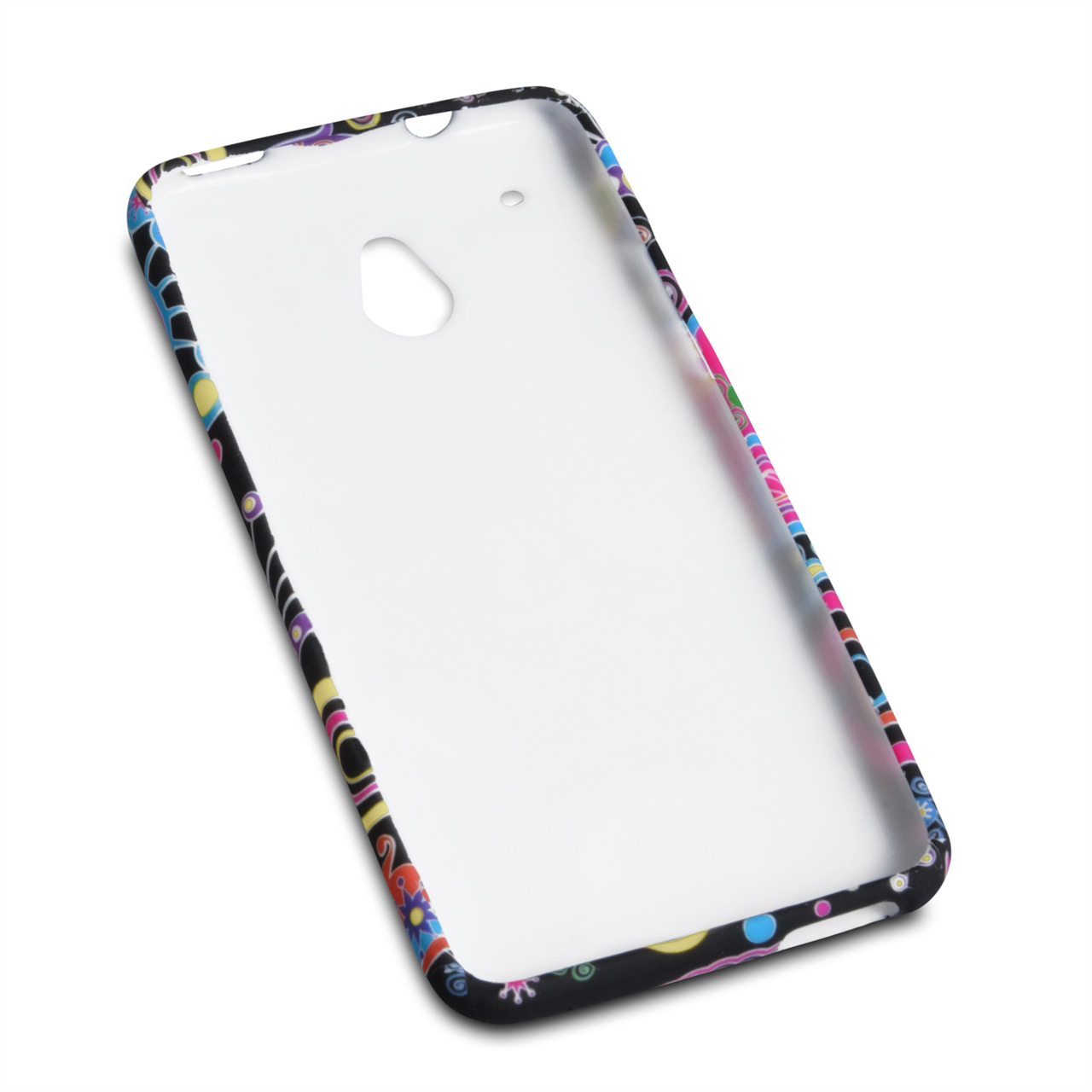 YouSave Accessories HTC ONE Mini Jellyfish Silicone Gel Case