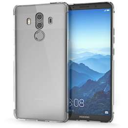 Huawei Mate 10 Pro Alpha Gel Case - Clear