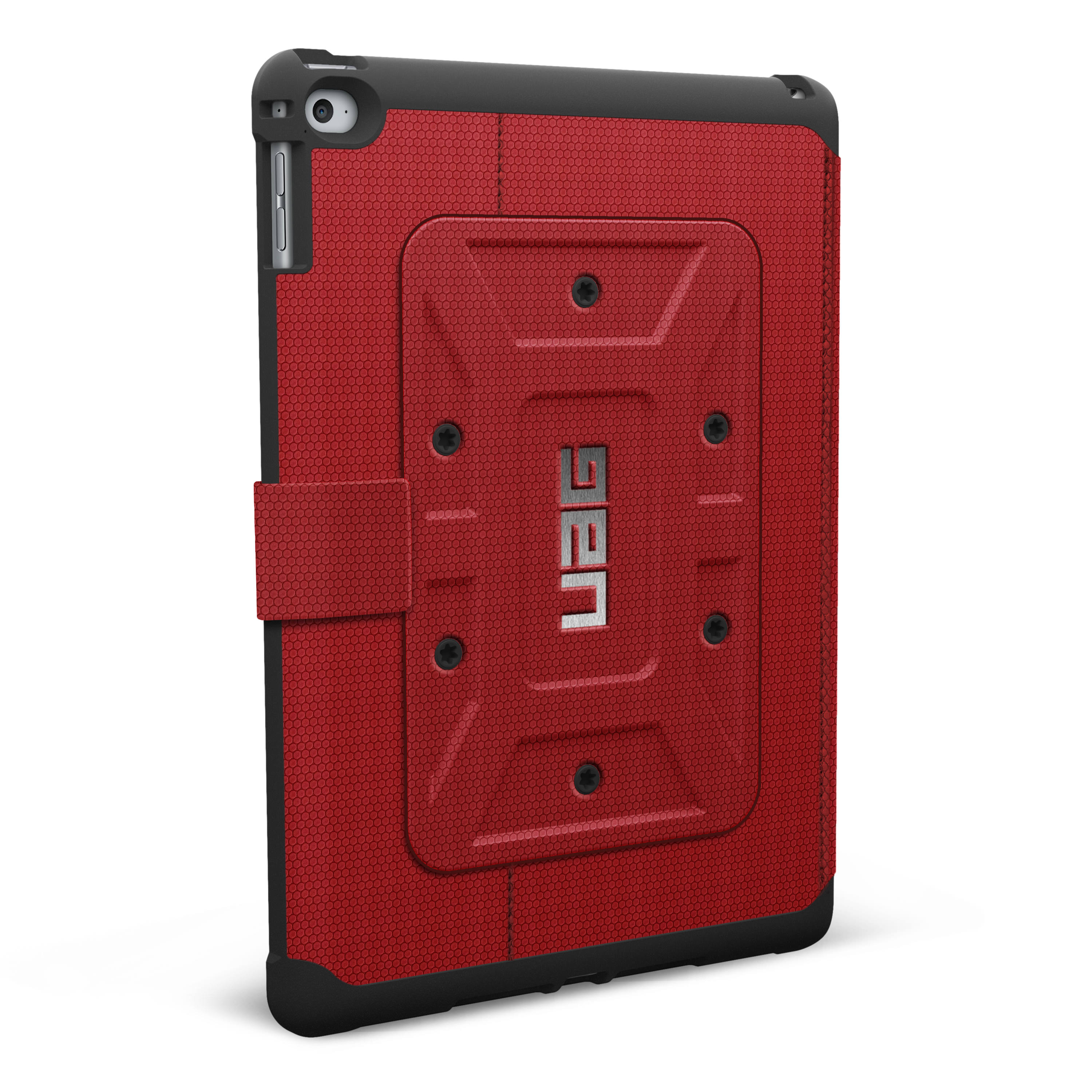 UAG iPad Air 2 Folio Case - Rouge -  Red