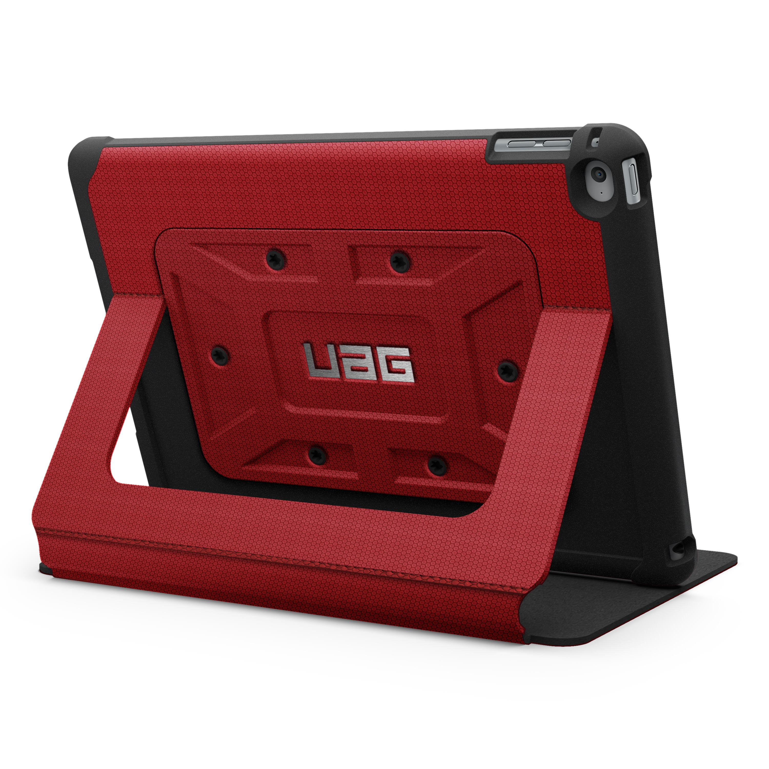 Uag Ipad Air 2 Folio Case Rouge Red Mobile Madho