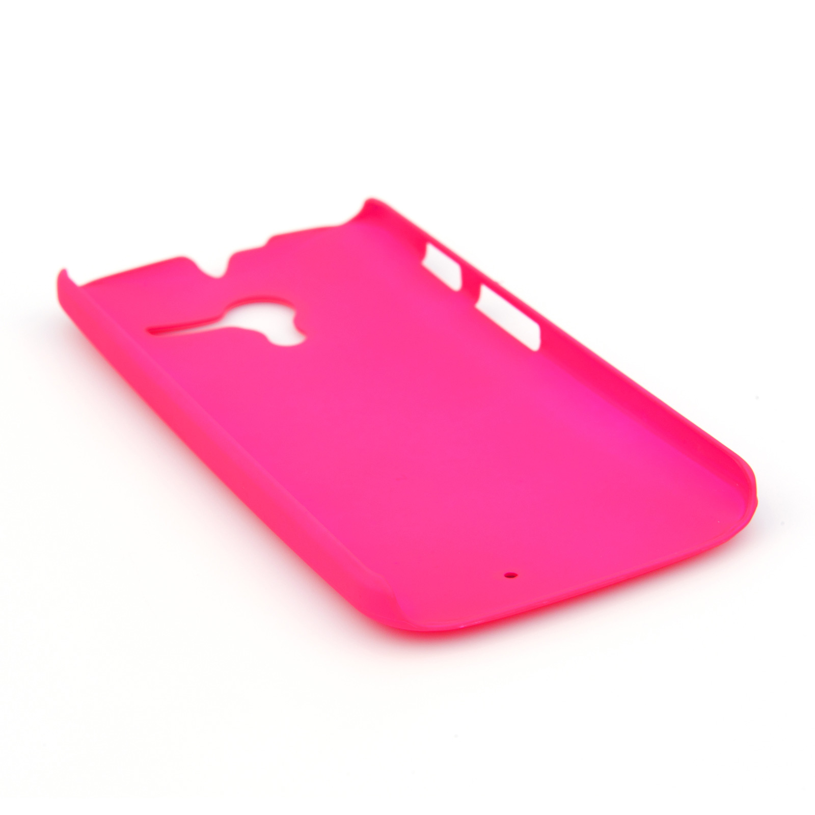 YouSave Accessories Motorola Moto X Hard Hybrid Case - Hot Pink