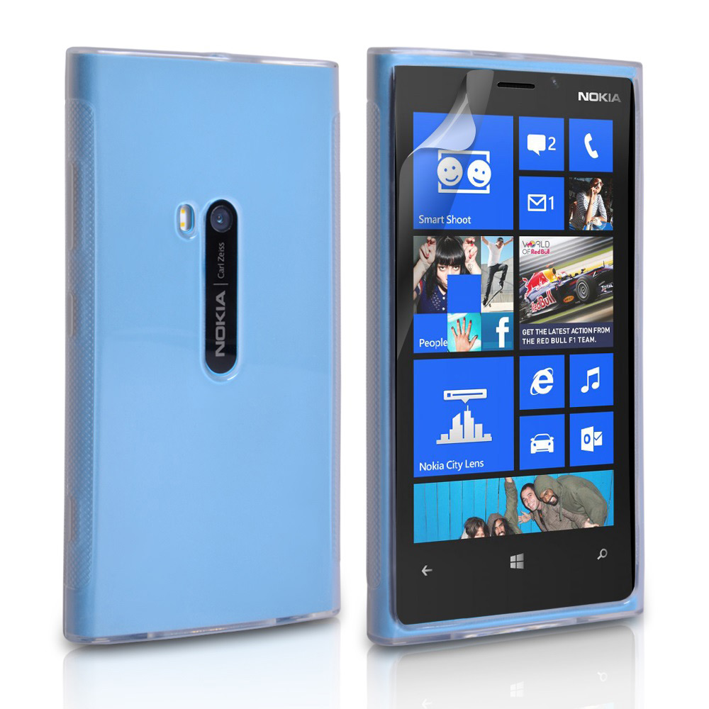 YouSave Accessories Nokia Lumia 920 Clear Gel Case