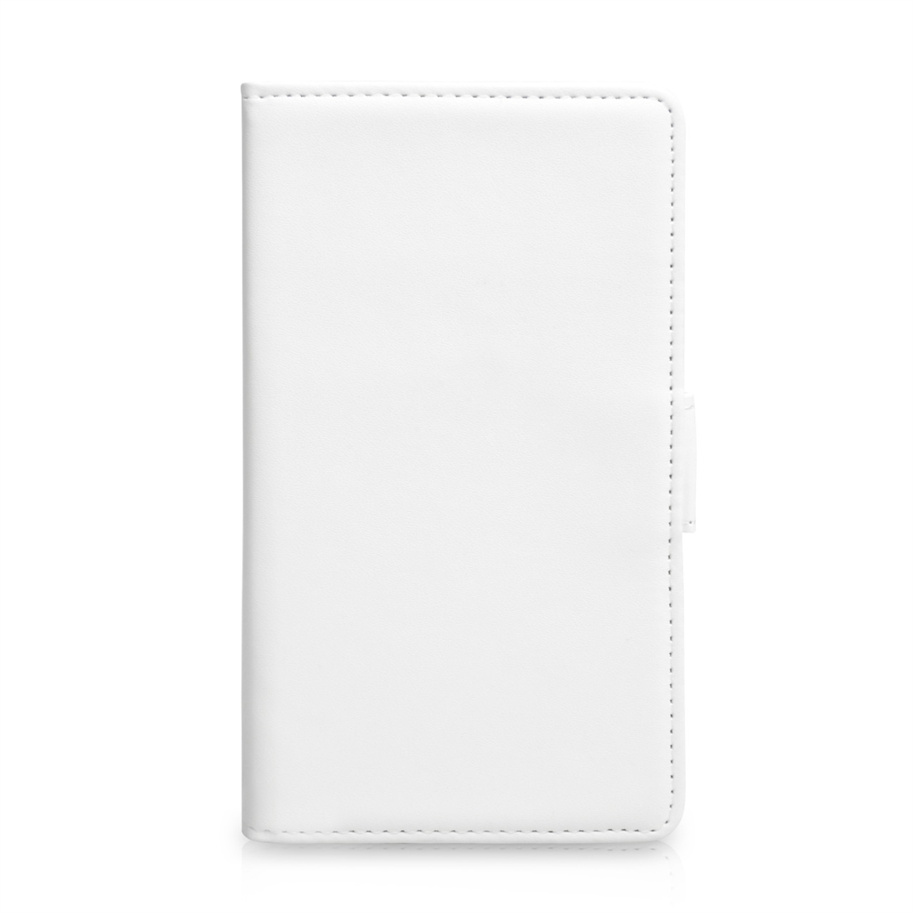 YouSave Accessories Nokia Lumia 925 Leather Effect Wallet Case - White