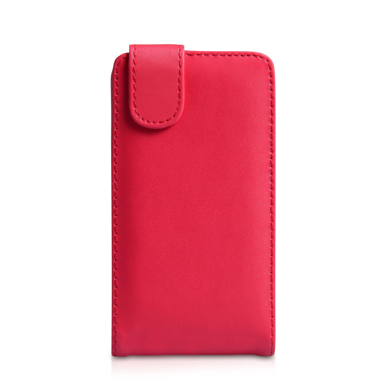 YouSave Accessories Nokia Lumia 1020 Leather-Effect Flip Case - Red