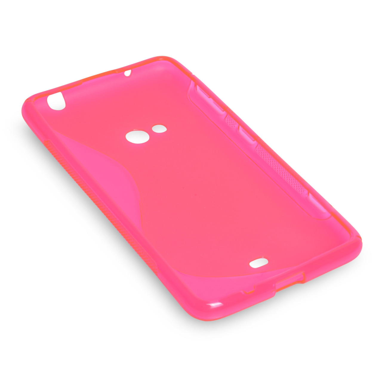YouSave Accessories Nokia Lumia 625 S Line Gel Case - Pink