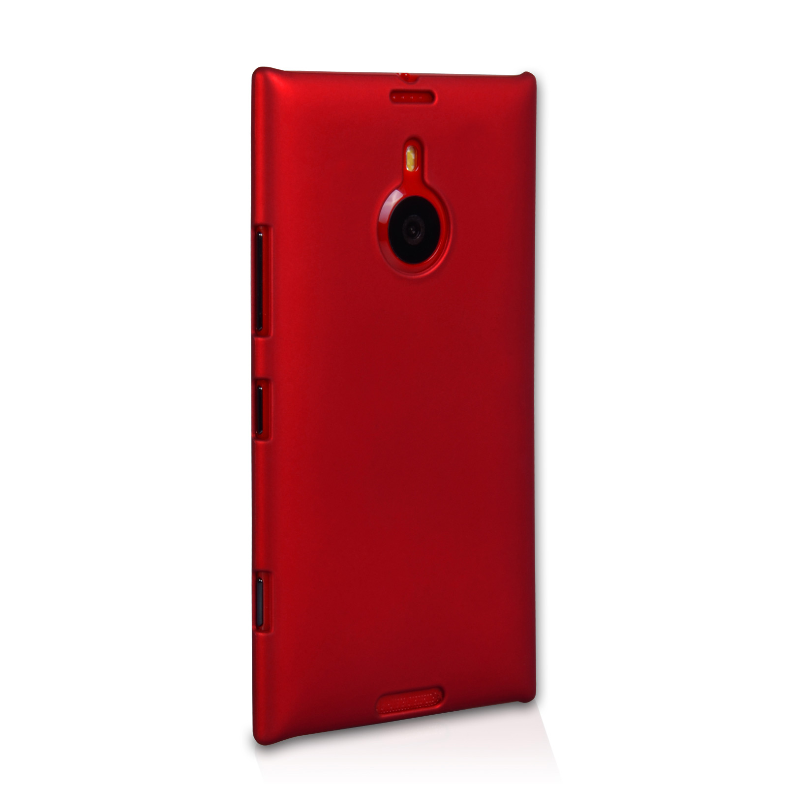 YouSave Accessories Nokia Lumia 1520 Hard Hybrid Case - Red