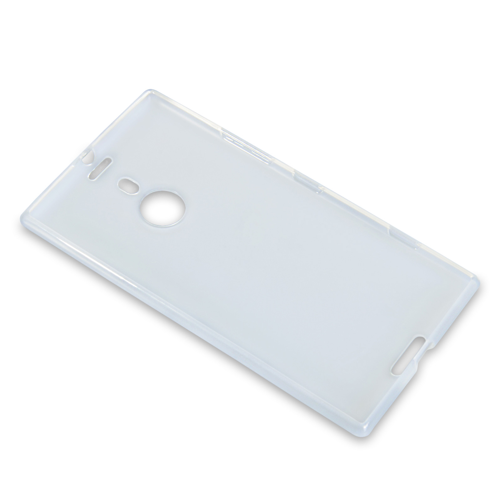 YouSave Accessories Nokia Lumia 1520 Silicone Gel Case - Clear