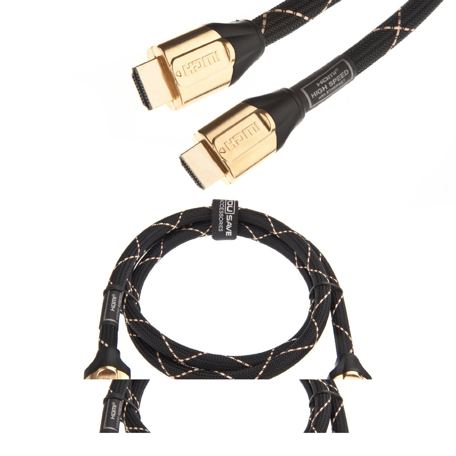 YouSave Accessories Accessories High Speed HDMI Cable Edition 1m
