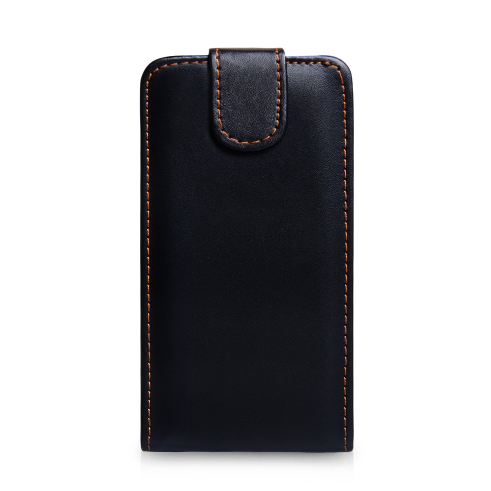 YouSave Accessories Samsung Galaxy S4 Leather Effect Flip Case - Black