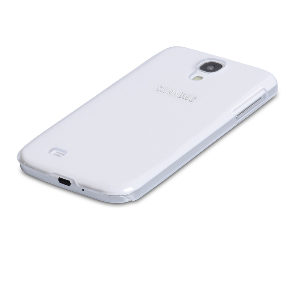 YouSave Accessories Samsung Galaxy S4 Crystal Clear Hard Case