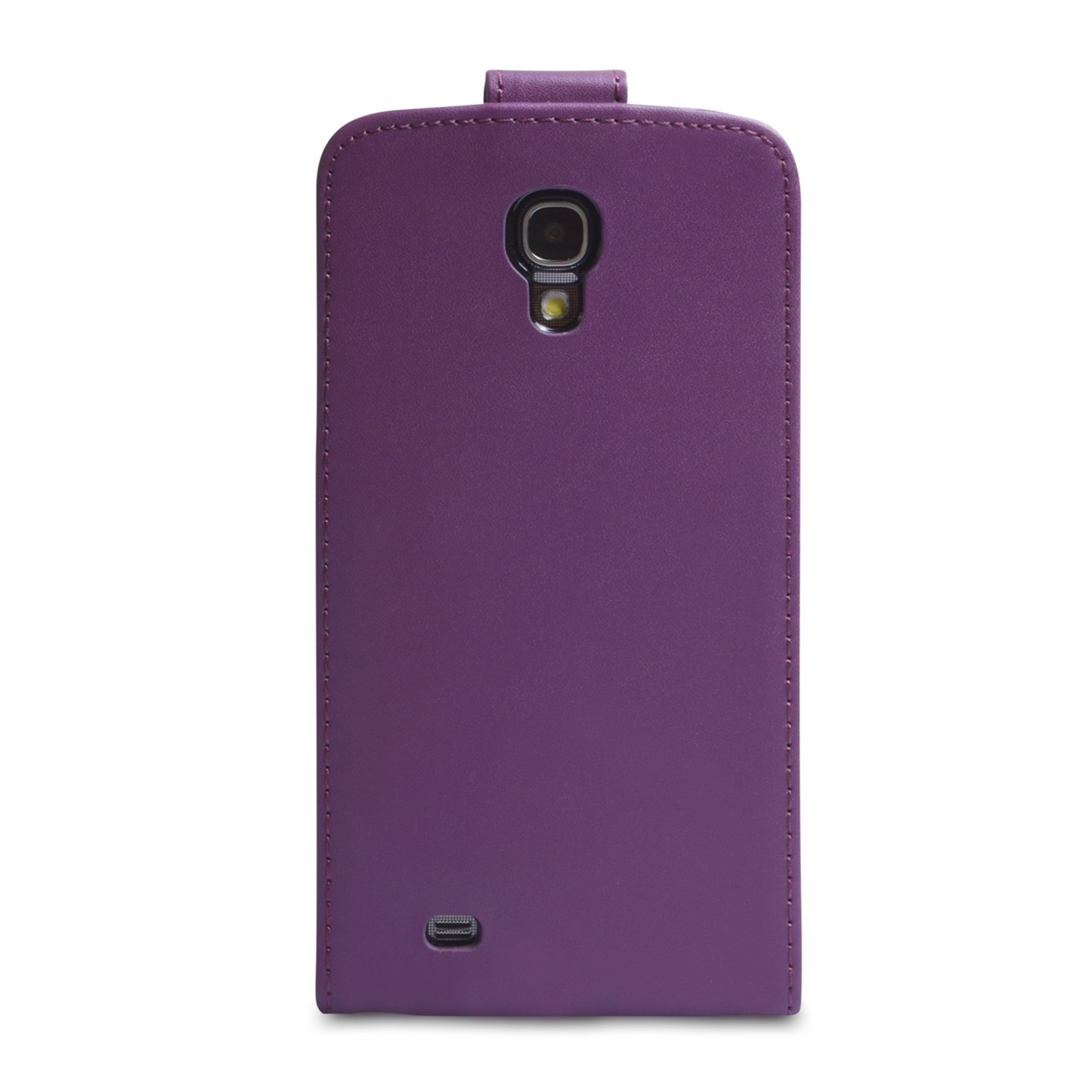 YouSave Samsung Galaxy Mega 6.3 Leather Effect Flip Case - Purple