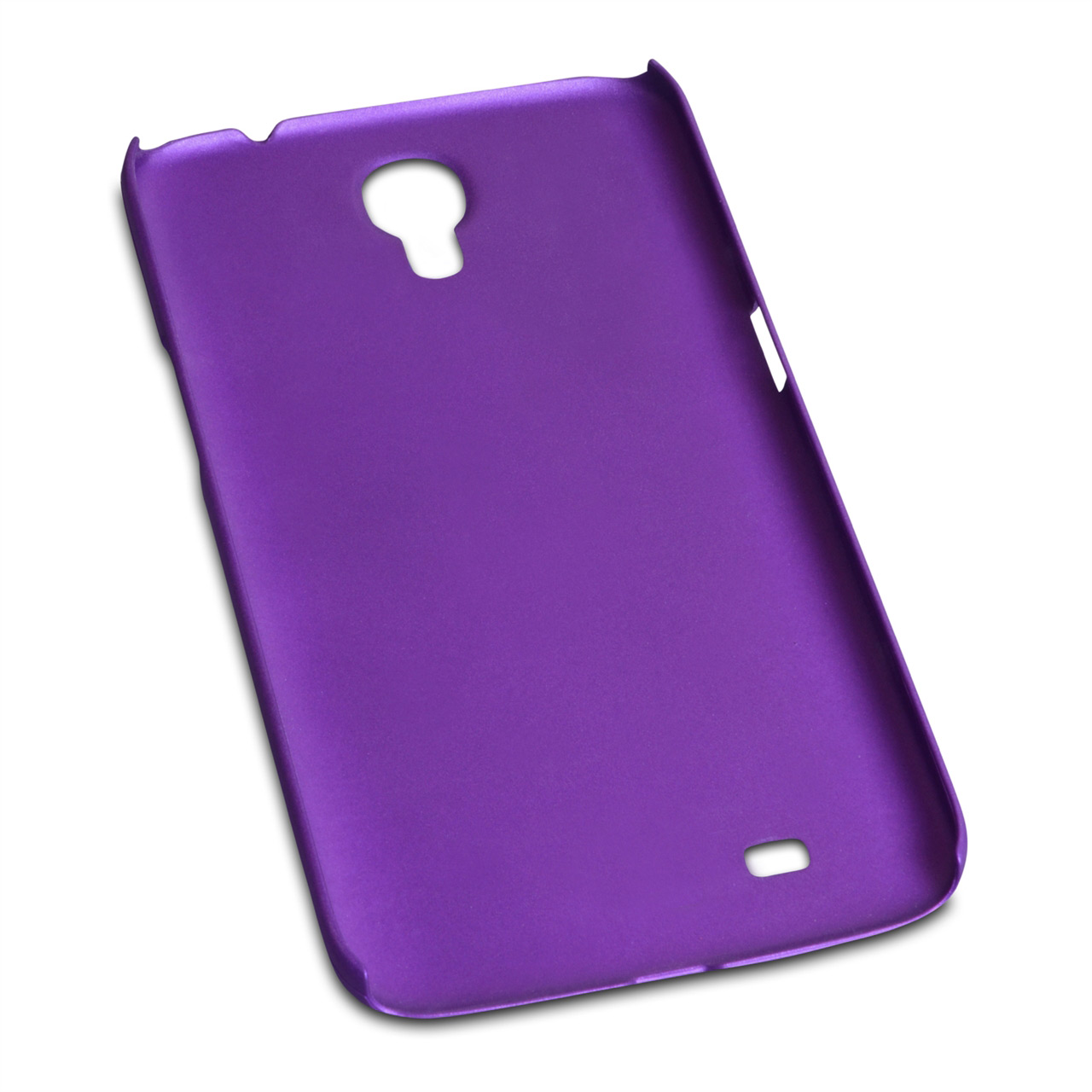 YouSave Accessories Samsung Galaxy Mega 6.3 Hard Hybrid Case - Purple