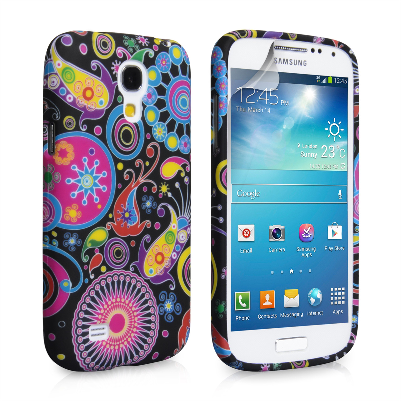 Samsung Galaxy S4 Mini Cases Mobile Madhouse Case Oppo Jelly Yousave Accessories Jellyfish Silicone Gel