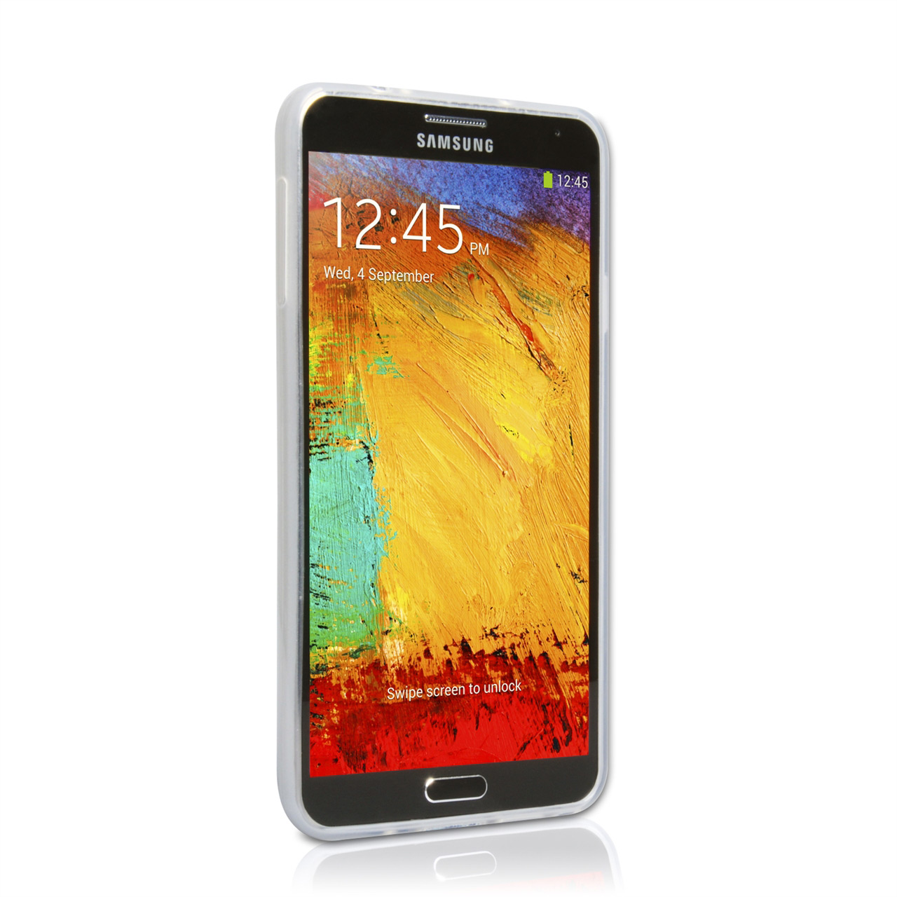 YouSave Accessories Samsung Galaxy Note 3 Clear Gel Case
