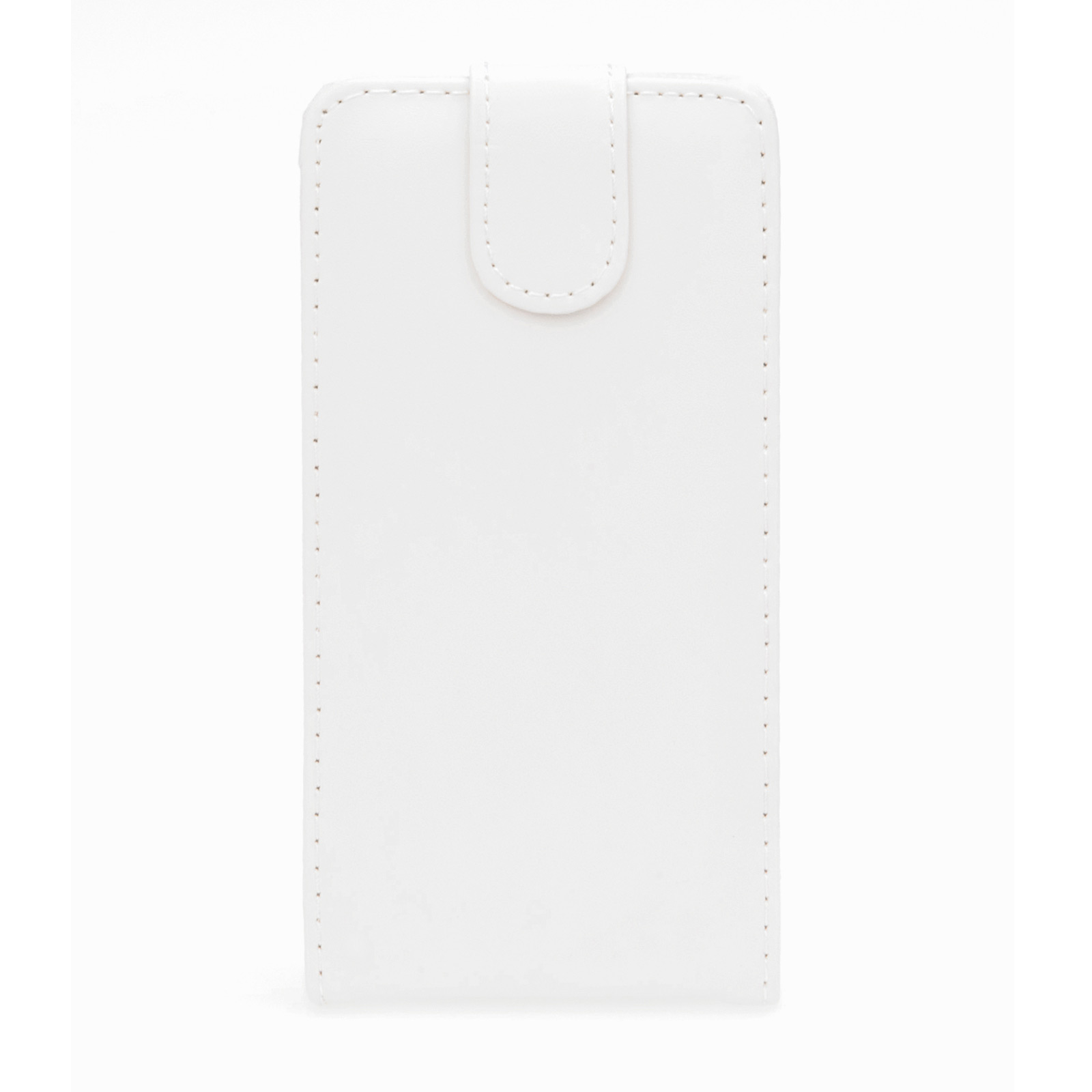 YouSave Accessories Samsung Galaxy S5 Leather-Effect Flip Case - White