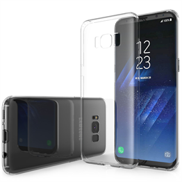 YouSave Accessories Samsung Galaxy S8 Ultra Thin Gel Case