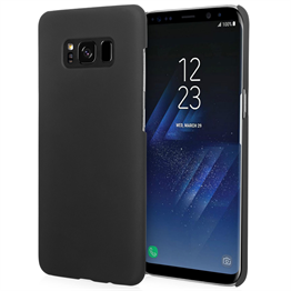 Samsung Galaxy S8 Plus Hybrid Case - Black