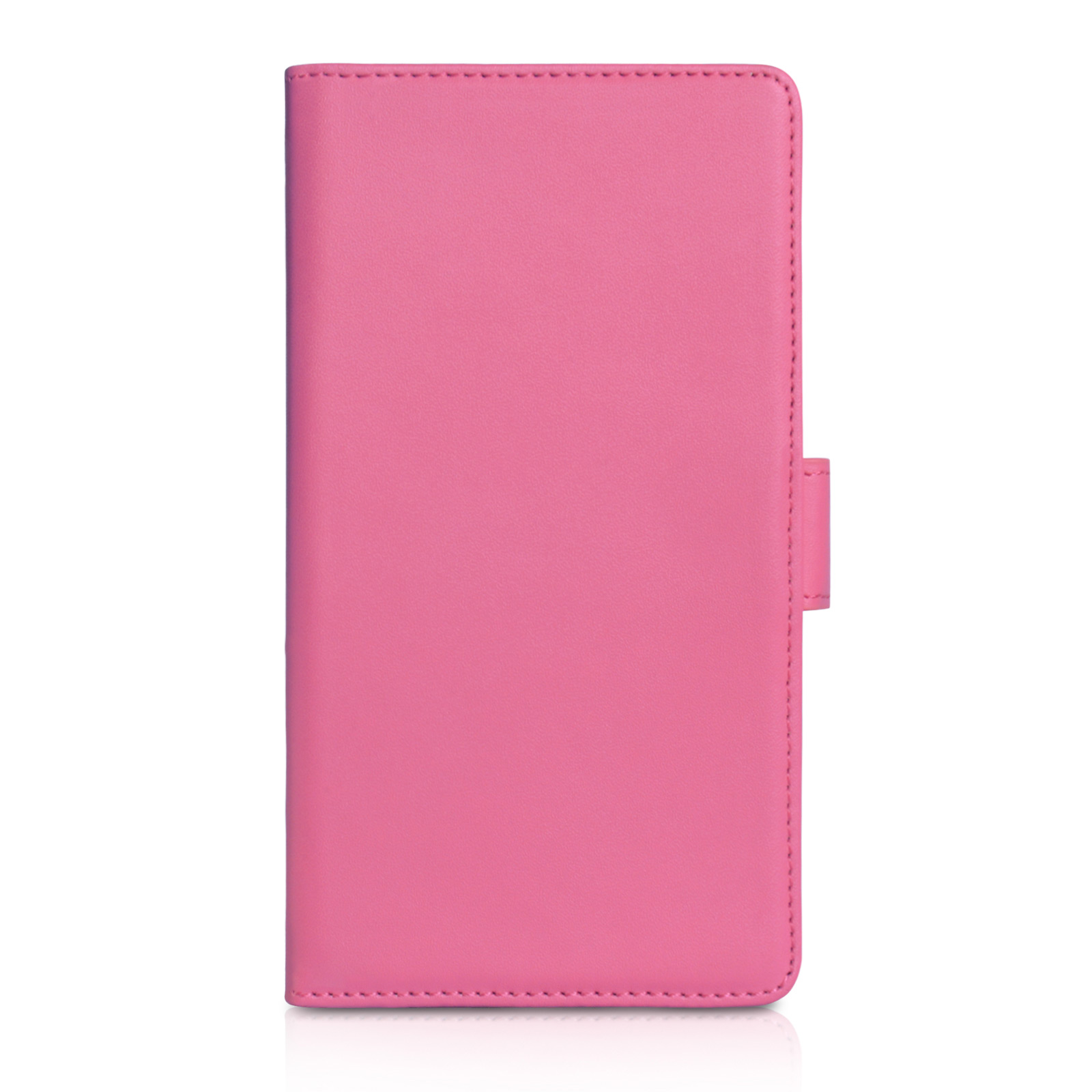 YouSave Sony Xperia Z2 Leather-Effect Wallet Case - Hot Pink