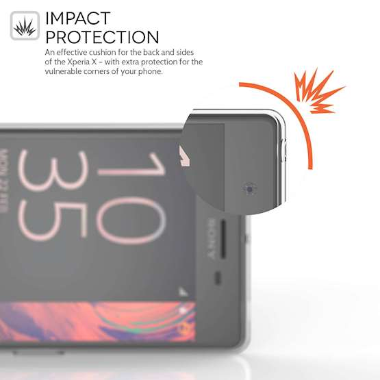 Yousave Accessories Sony Xperia X Performance Ultra Thin