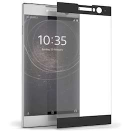 Sony Xperia XA2 Tempered Glass (Single) - Black Edge